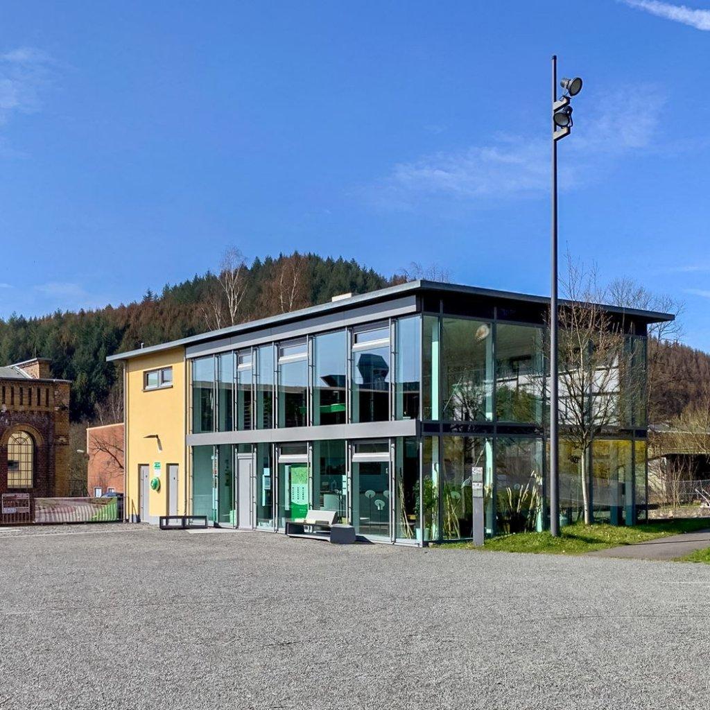 Besucherzentrum in Windeck-Schladern