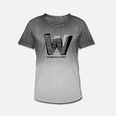 Herrenshirt Windeck W grau