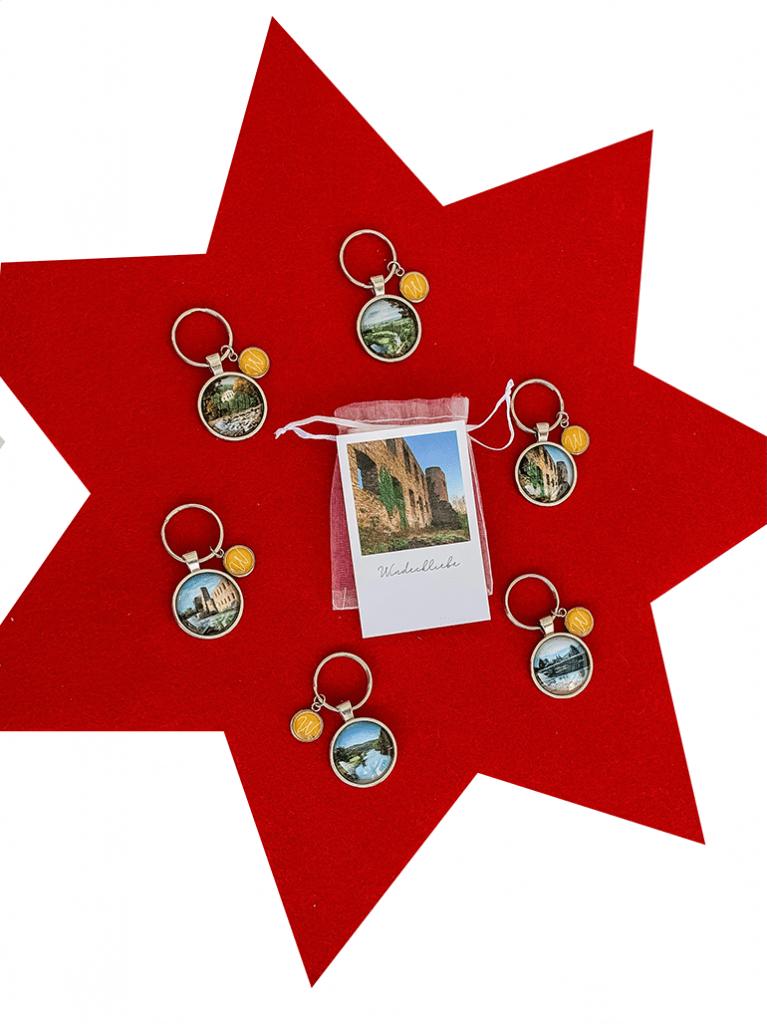 Schlüsselanhänger Weihnachten