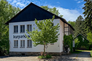 Kurpark Café in Windeck-Herchen